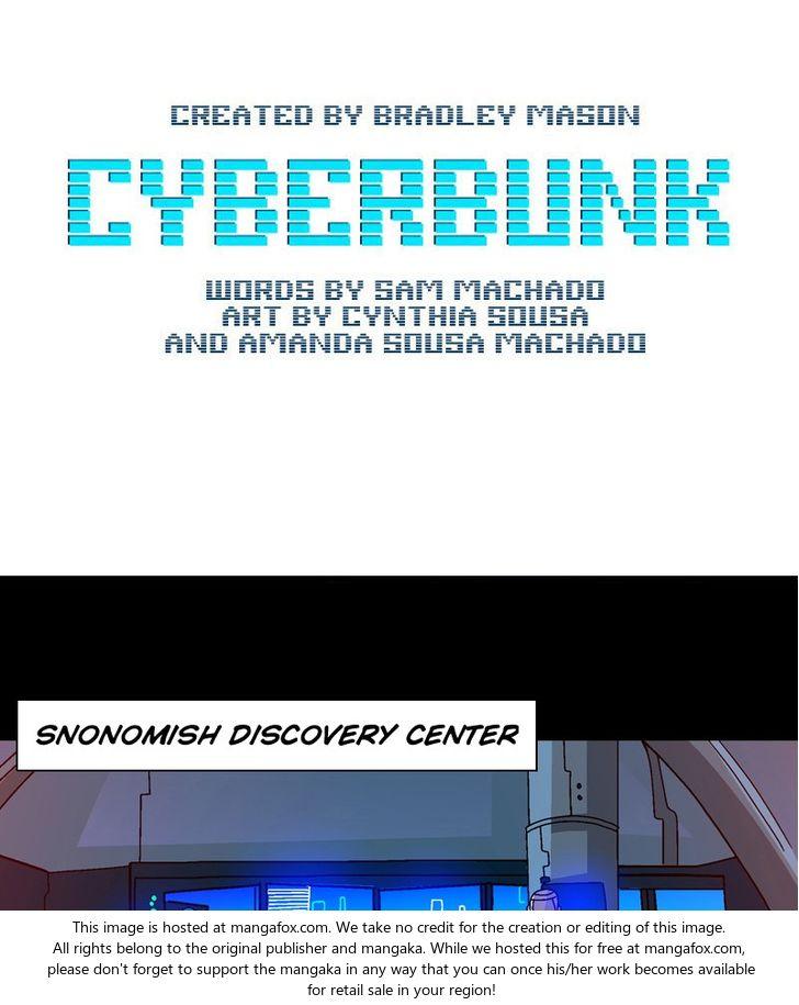 Cyberbunk 98 at MangaFox.la