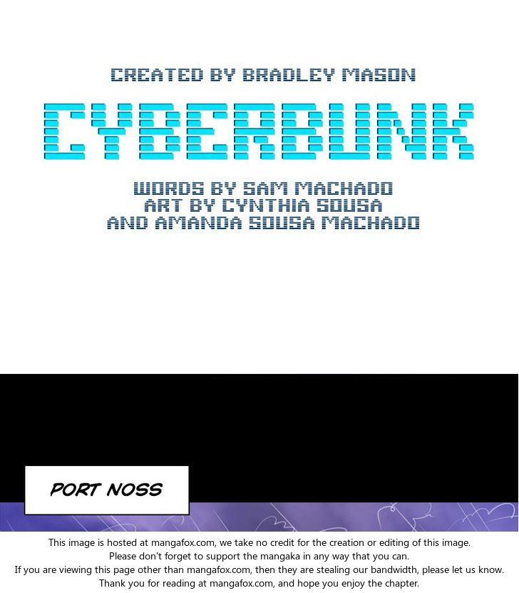 Cyberbunk 99 at MangaFox.la
