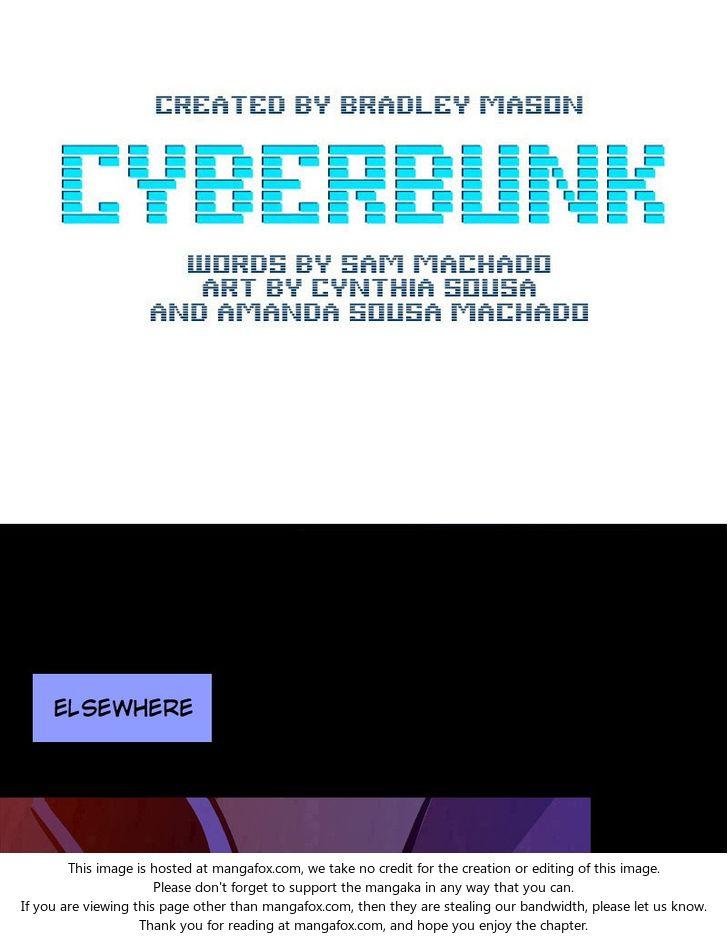 Cyberbunk 101 at MangaFox.la