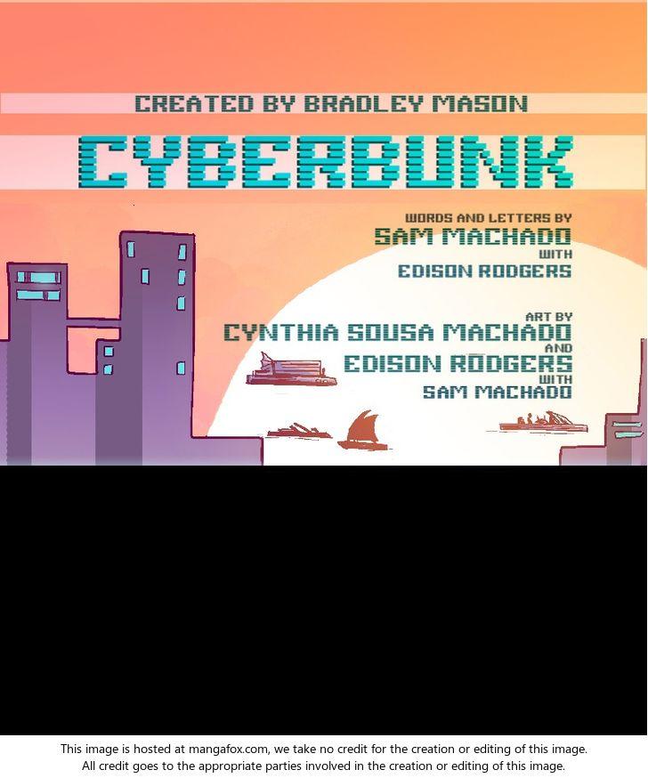 Cyberbunk 103 at MangaFox.la