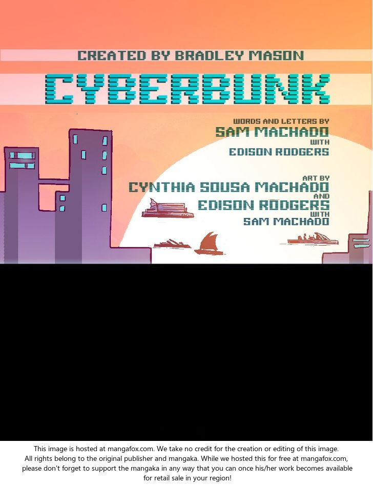 Cyberbunk 104 at MangaFox.la