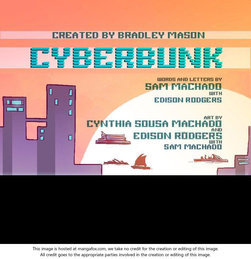 Cyberbunk 107 at MangaFox.la