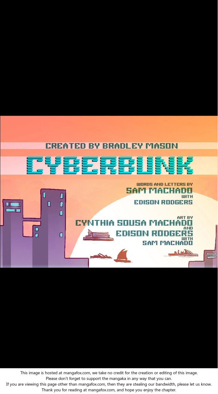 Cyberbunk 112 at MangaFox.la