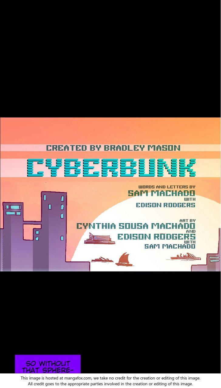 Cyberbunk 113 at MangaFox.la
