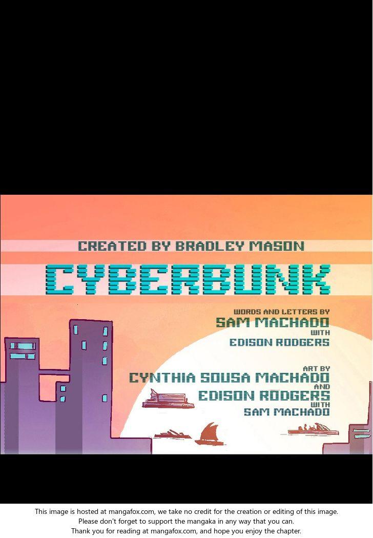 Cyberbunk 117 at MangaFox.la