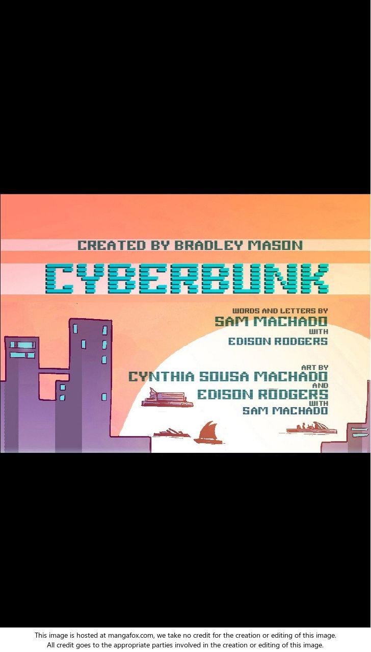 Cyberbunk 119 at MangaFox.la