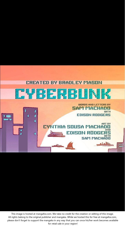 Cyberbunk 121 at MangaFox.la