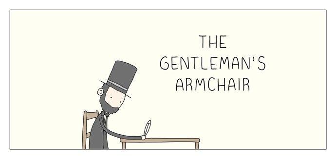 The Gentleman's Armchair 2 at MangaFox.la