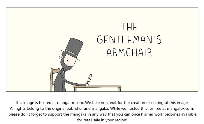 The Gentleman's Armchair 3 at MangaFox.la