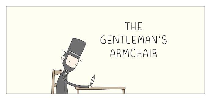 The Gentleman's Armchair 5 at MangaFox.la