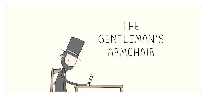 The Gentleman's Armchair 10: Alone at MangaFox.la