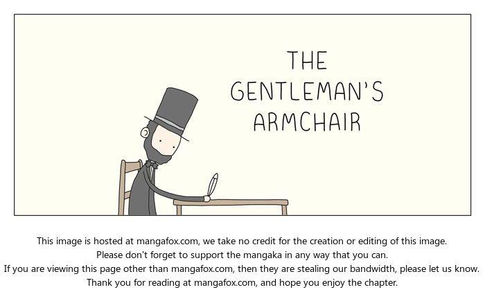 The Gentleman's Armchair 11: Heaven at MangaFox.la