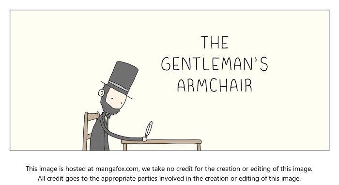 The Gentleman's Armchair 12: 5 Year Plan at MangaFox.la
