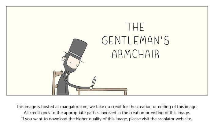 The Gentleman's Armchair 13: Hang in There at MangaFox.la