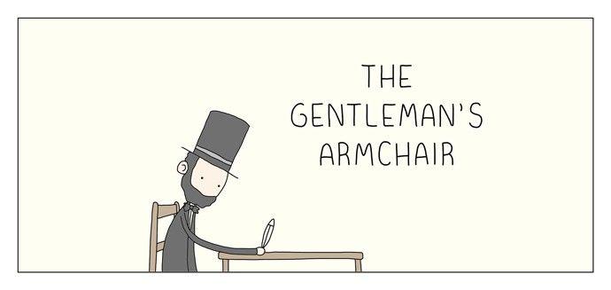 The Gentleman's Armchair 15: Abduction at MangaFox.la