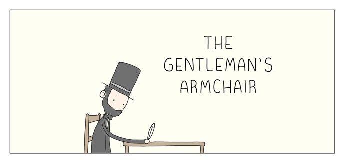 The Gentleman's Armchair 17: Intelligent Life at MangaFox.la