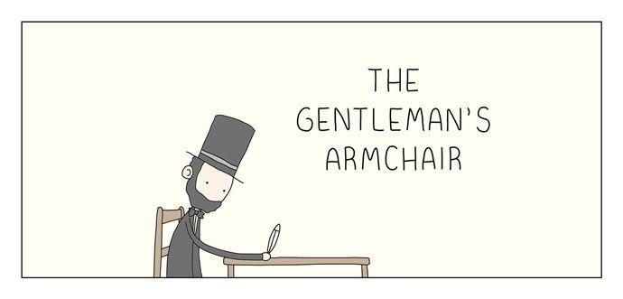 The Gentleman's Armchair 24: Dishes at MangaFox.la