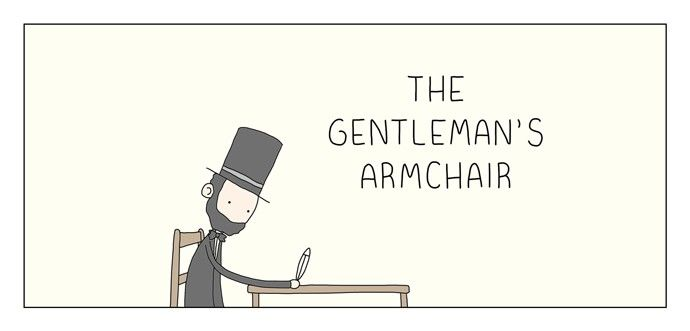 The Gentleman's Armchair 25: What Will You Be? at MangaFox.la