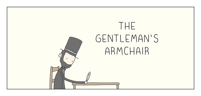 The Gentleman's Armchair 35: A President with Manners at MangaFox.la