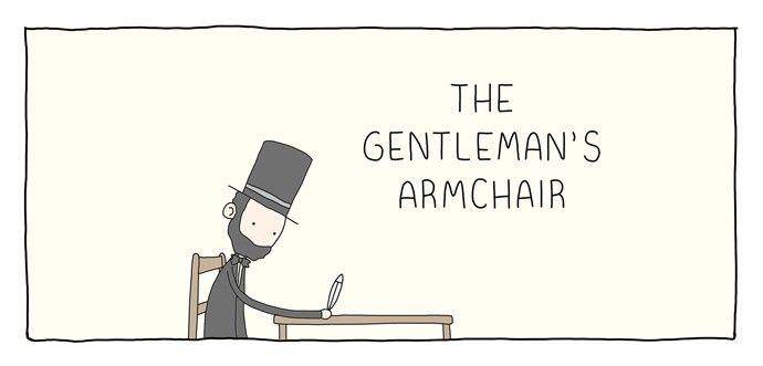The Gentleman's Armchair 46: The Funnies at MangaFox.la