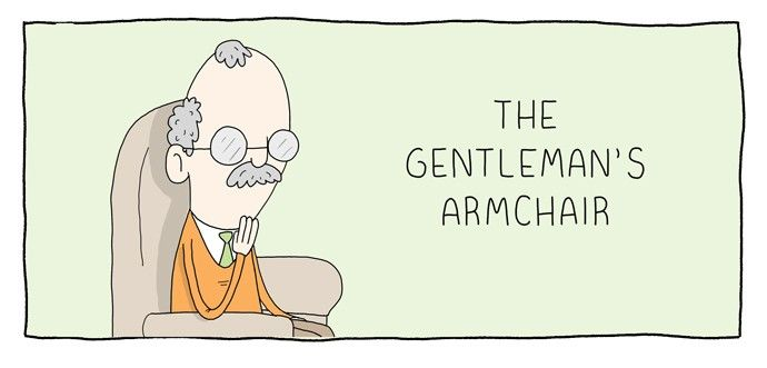 The Gentleman's Armchair 51: Scuba Cat: The Sequel at MangaFox.la
