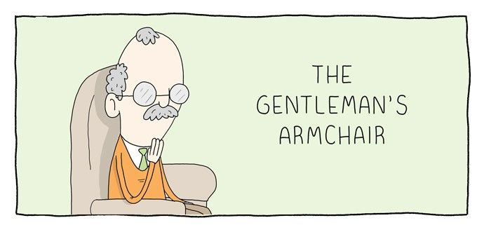 The Gentleman's Armchair 52: Change at MangaFox.la