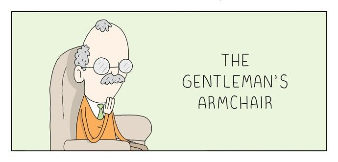 The Gentleman's Armchair 55: Doctor at MangaFox.la