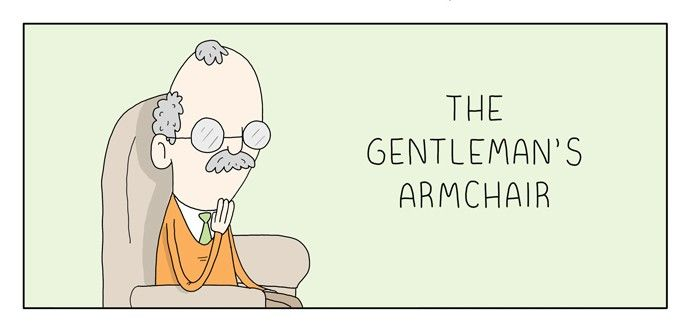 The Gentleman's Armchair 69: Busy Day at MangaFox.la