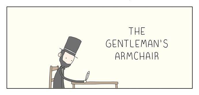 The Gentleman's Armchair 83: Time Management at MangaFox.la