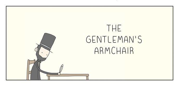 The Gentleman's Armchair 85: Realistic Goals at MangaFox.la