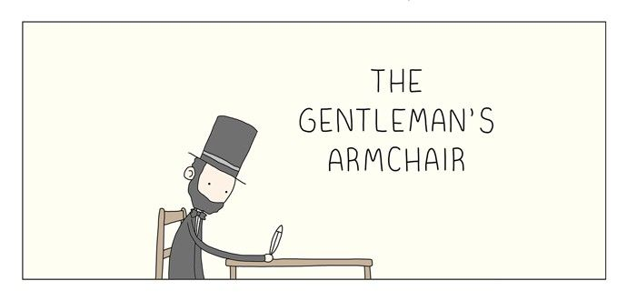 The Gentleman's Armchair 110 at MangaFox.la