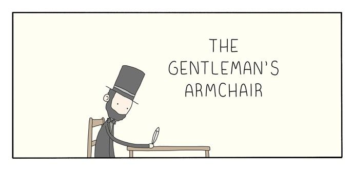 The Gentleman's Armchair 128 at MangaFox.la