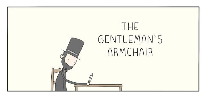 The Gentleman's Armchair 131 at MangaFox.la