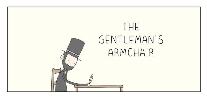 The Gentleman's Armchair 133 at MangaFox.la