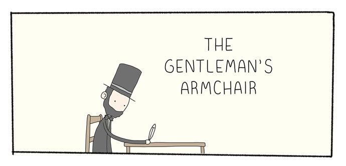 The Gentleman's Armchair 134 at MangaFox.la