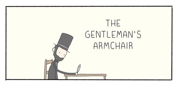 The Gentleman's Armchair 136 at MangaFox.la