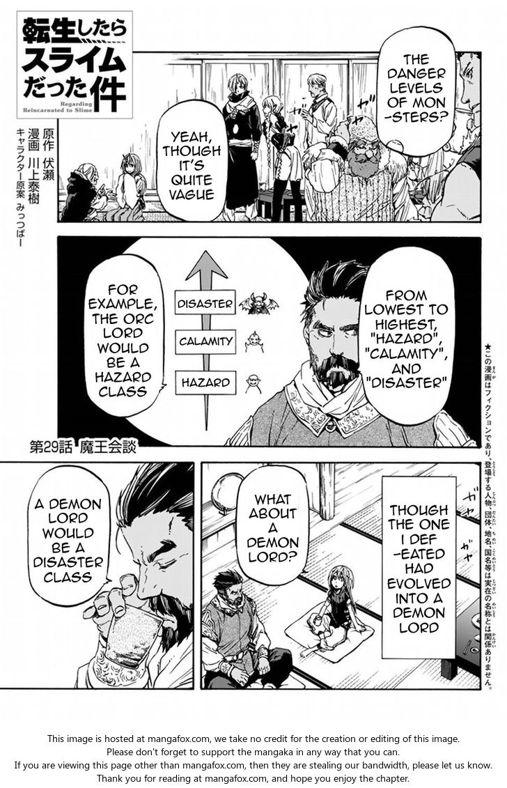 Tensei Shitara Slime Datta Ken 29 at MangaFox