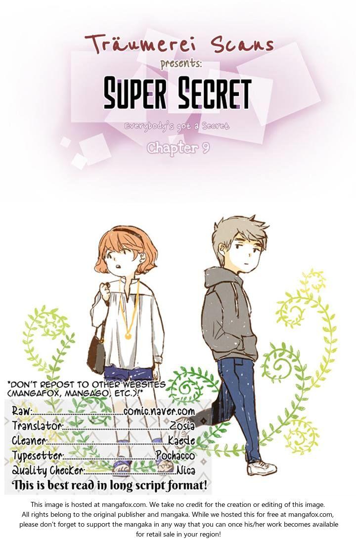 Super Secret 9 at MangaFox.la