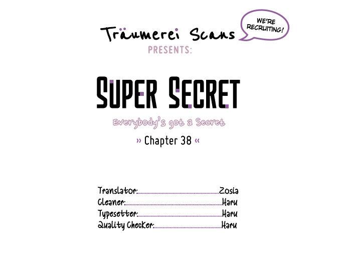 Super Secret 38 at MangaFox.la