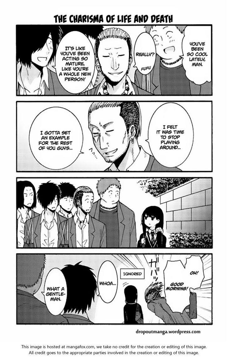 Tomo-chan wa Onnanoko! 548: The charisma of life and death at MangaFox