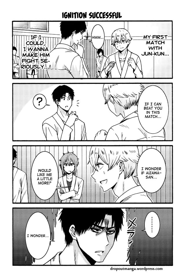 Tomo-chan wa Onnanoko! 559: Ignition successful at MangaFox