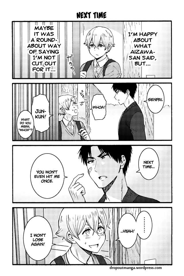 Tomo-chan wa Onnanoko! 566: Next time at MangaFox
