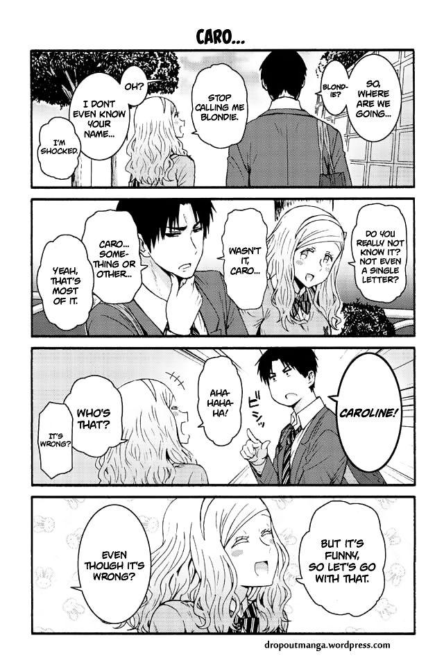 Tomo-chan wa Onnanoko! 575: Caro... at MangaFox