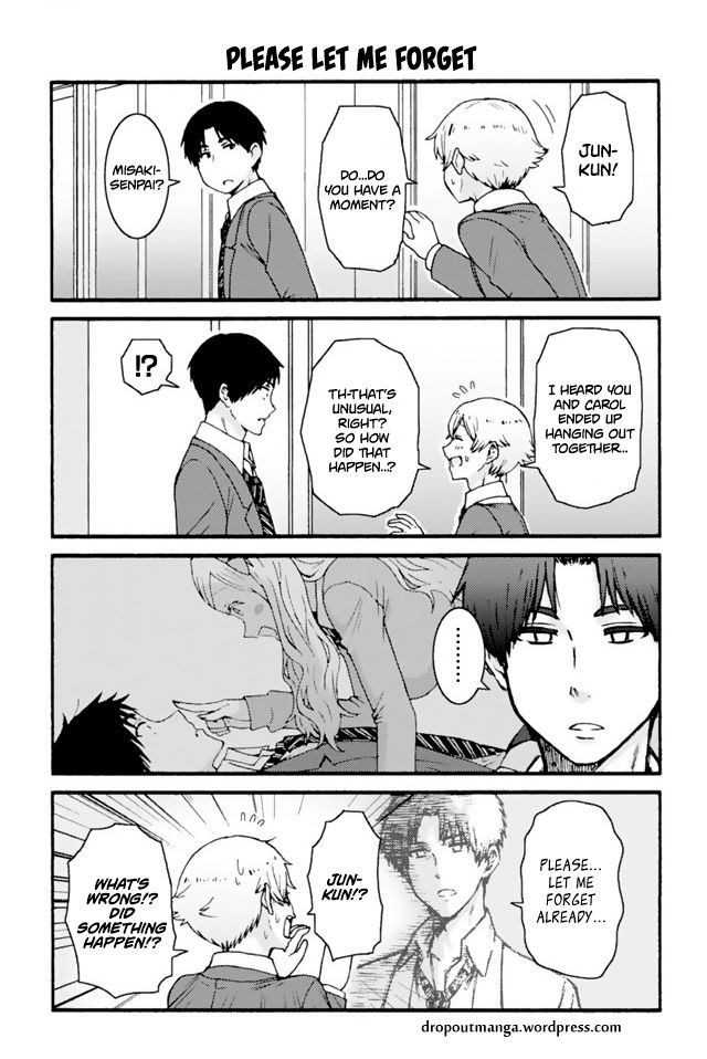 Tomo-chan wa Onnanoko! 602: Please Let Me Forget at MangaFox