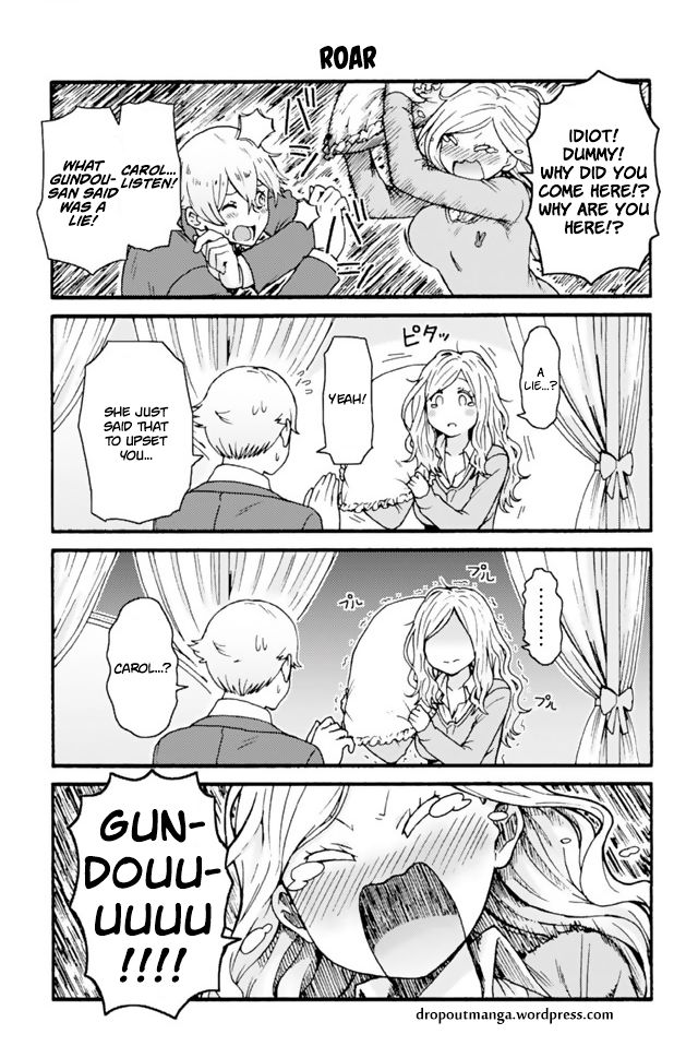Tomo-chan wa Onnanoko! 622: Roar at MangaFox