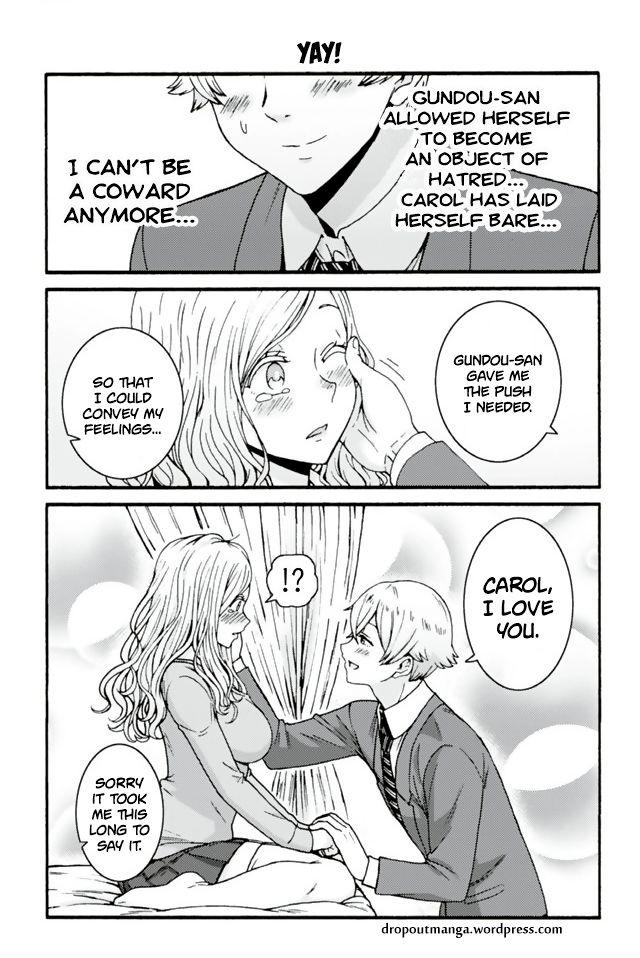 Tomo-chan wa Onnanoko! 624: Ch.624-625: Yay! at MangaFox