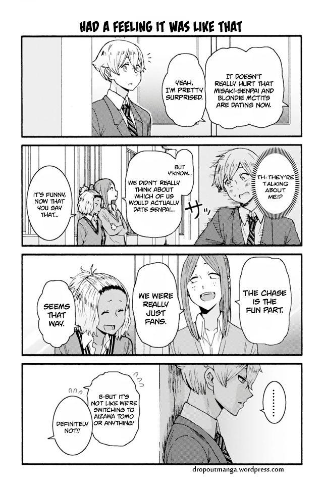 Tomo-chan wa Onnanoko! 634: Had a Feeling It Was Like That at MangaFox