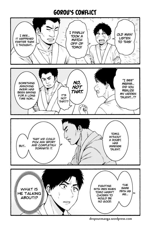 Tomo-chan wa Onnanoko! 669: Gorou's Conflict at MangaFox
