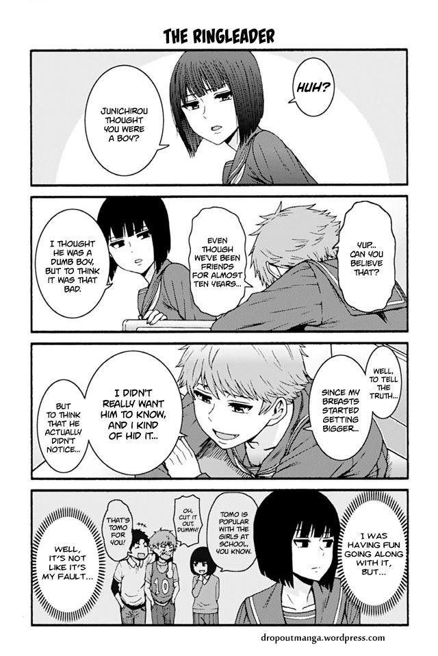 Tomo-chan wa Onnanoko! 674: The Ringleader at MangaFox
