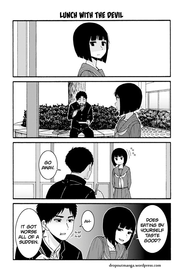 Tomo-chan wa Onnanoko! 686: Lunch With The Devil at MangaFox